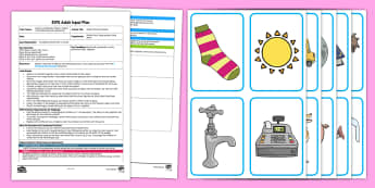 EYFS Magic Phoneme Basket Adult Input Plan and Resource Pack - blending, segmenting, phase one, letters and sounds, phonics, phonemes, sounds, digraphs, letters