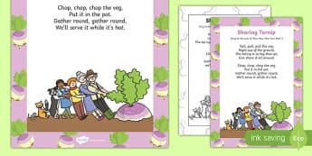 Sharing Turnip Song
