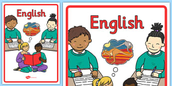 Australian Curriculum English Book Cover - australia, curriculum, book cover, english