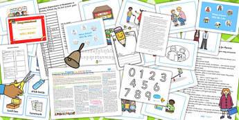 Parents School Preparation Pack - parents, school, prep, pack