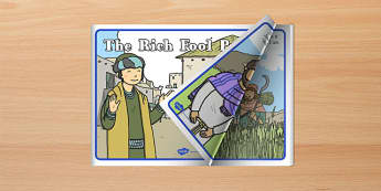 The Rich Fool Parable eBook - parables, ebook, the rich fool