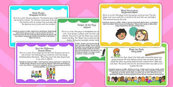 Ice Breaker Game Cards Polish Translation - communication, new starters, ks1, ks2, friendship