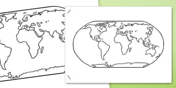 World Colouring Sheets - world, colouring sheets, colouring, sheets, colour