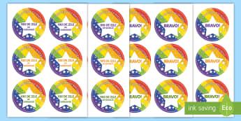 Cu 100 de zile mai isteț - Medalii - 100 de zile de școală, 100 de zile de scoala, materiale, fișe, fise, activități ,activitati, jo