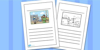 Dick Whittington Story Writing Frames - Dick, Whittington, Story