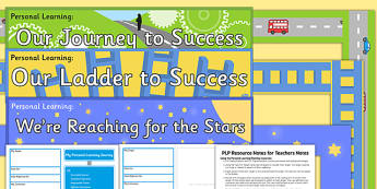 PLP Display and Diary Pack CfE - plp, display, diary, pack, cfe, curriculum for excellence