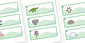 Jade Themed Editable Drawer-Peg-Name Labels - Themed Classroom Label Templates, Resource Labels, Name Labels, Editable Labels, Drawer Labels, Coat Peg Labels, Peg Label, KS1 Labels, Foundation Labels, Foundation Stage Labels, Teaching Labels