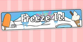 Freeze It IPC Display Banner - freeze it, IPC display banner, freeze it IPC, freeze it display banner, freeze it display, freeze it IPC display banner