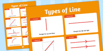 Large Lines Poster - lines, poster, display, vertical, horizontal