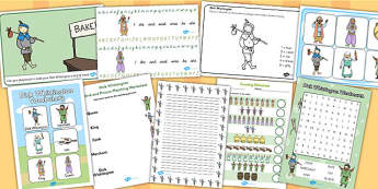 Dick Whittington Resource Pack - dick whittington, pack, resource