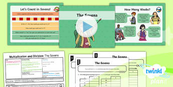 PlanIt Y4 Multiplication and Division Lesson Pack Multiplication and Division Facts (2)
