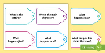 Alice in Wonderland Question Cards - Requests KS1, story, questions, comprehension, discussion, setting, characters, events