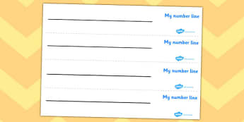 Blank Number Line - Blank number line, Counting, Numberline, Number line, Counting on, Counting back, Numberline template, Numberline Download, numeracy, numbers, numberline, counting