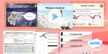 PlanIt Y3 Addition and Subtraction Lesson Pack Add and Subtract Numbers Mentally (2) - Addition and Subtraction, Add, more, plus, and, altogether, Add and subtract numbers mentally, total