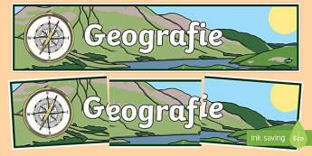 Geografie CCD Banner