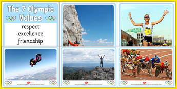 Olympic Value Discussion Cards - Olympics, Olympic Games, discussion cards, discussion, circle, cards, sports, Olympic, London, images, editable, event, picture, 2012, activity, Olympic torch, medal, Olympic Rings, mascots, flame, compete, events, te