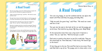 ee ea Phoneme Spotter Story - Phase 5, phoneme, spotter, story, ee