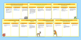 African Surprise EYFS Lesson Plan Ideas - lessons, planning