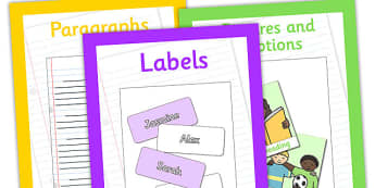 Ways To Record Your Work Display Posters - text types, ways to record your work, different ways to record your work, ways to record your work posters, ks2