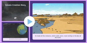 Islamic Creation Story PowerPoint