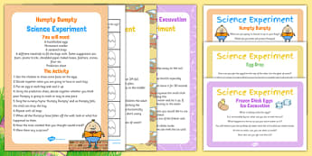 EYFS Easter Themed Science Experiments Resource Pack - experiment, early years, understanding the world