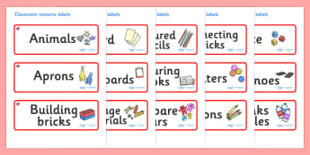 Ruby Red Themed Editable Classroom Resource Labels - Themed Label template, Resource Label, Name Labels, Editable Labels, Drawer Labels, KS1 Labels, Foundation Labels, Foundation Stage Labels, Teaching Labels, Resource Labels, Tray Labels, Printable