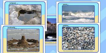 صور عرض عن شاطئ البحر إنجليزي عربي