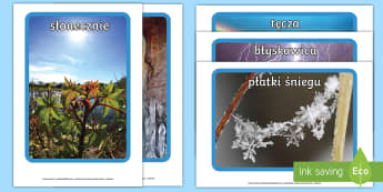 Plakaty ze zdjęciami Pogoda - pogoda, burza, śnieg, słońce, deszcz, deszczowo, słonecznie, zdjęcia, gazetka, plansze, plakaty