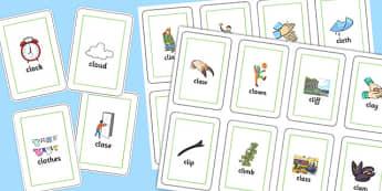 CL Playing Cards - cl, playing cards, play, cards, sen, sound, cl sound, speech, language