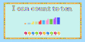 Ready Made I Can Count To Ten Display Pack - ready made, ten