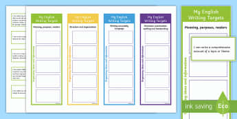 Year 6 Writing Assessment Bookmark Cut-Outs -  Literacy and Numeracy Framework in Wales, Literacy, Writing, Writing assessments, Literacy Assessme