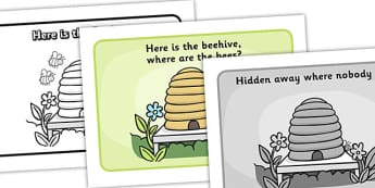 Here is the Beehive Sequencing - Here is the Beehive, nursery rhyme, sequencing, rhyme, rhyming, nursery rhyme story, nursery rhymes, Here is the Beehive resources