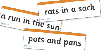 Phase 2 Caption Cards - Phase 2, Phase two, Word cards, DfES Letters and Sounds, Letters and sounds