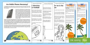 Persuasive Writing Examples  - persuasive writing, sample, writing, persuade, example