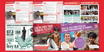 Sport Relief 2016 Learning Pack (Primary) - sport relief 2016, learning pack
