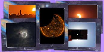 Solar Eclipse Display Photos - solar, eclipse, display, photos