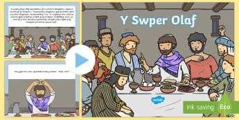 Pŵerbwynt Y Swper Olaf - Y Pasg, Pasg, pasg, pasg hapus, pwerbwynt Y Swper Olaf, Y Swper olaf, Pasg,Welsh