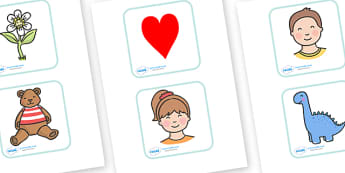 Comfort Picture Cards - Behaviour management, shy, self-awareness, self-calming, Autism, PSHE, SEN, social situations, social skills