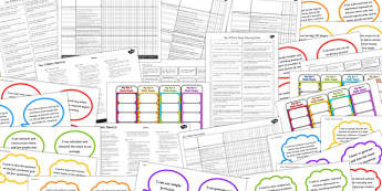 2014 Curriculum Upper KS2 Maths Assessment Pack - numeracy, target