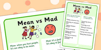 Mean vs Mad Visual Support - visual, support, sen, mean, mad