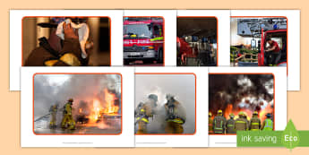 Ffotograffau Arddangos Ymladdwyr Tân - Wythnos Genedlaethol Diogelwch Tân, National School's Fire Safety Week, fire, tan, tân, fireman,