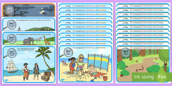 Phase 5 Words Magnifying Glass Bumper Pack - phonics, letters and sounds, phase 5, ir sound, magnifier, magnifying glass, find, activity, phonics