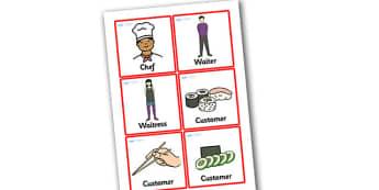 Sushi Bar Role Play Badges - sushi bar, role play, badges, sushi bar role play, role play badges, sushi bar role play badges