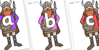 Phoneme Set on Vikings - Phoneme set, phonemes, phoneme, Letters and Sounds, DfES, display, Phase 1, Phase 2, Phase 3, Phase 5, Foundation, Literacy