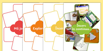 Caracteristicile învățării interactive Planșe - planșe, învățare, motivare, română, materiale, decorul clasei, invatare,Romanian