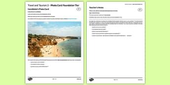 Les voyages & le tourisme 2 Carte photo Foundation Tier - french, Travel, tourism, holidays, voyage, tourisme, vacances, photo, picture, card, foundation