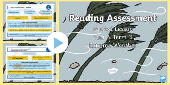 Year 4 Reading Assessment Non-Fiction Term 3 Guided Lesson PowerPoint - Year 4 Reading Assessment Guided Lesson PowerPoints, KS2, reading, read, assessment, guided, guidanc