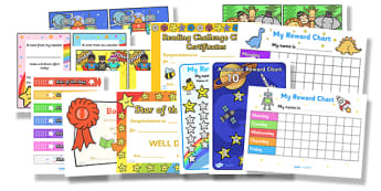 General Reward Resource Pack - general reward, reward, awards, behaviour management, resource pack, resources, reward pack, classroom management