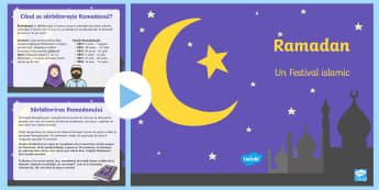 Informații despre Ramadan PowerPoint - Ramadan , islam, religie, educație religioasă, română, materiale, powerpoint,Romanian