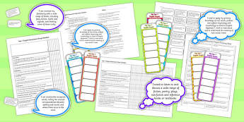 2014 Curriculum LKS2 Year 3 and 4 Reading Assessment Resource Pack